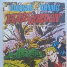 Tebeos: COLOSOS DEL COMOC PRESENTE : FLASH GORDON . Nº 4, CATASTROFE EN VENUS. Lote 149421118