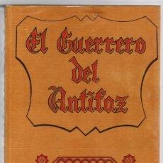 Livros de Banda Desenhada: EL GUERRERO DEL ANTIFAZ. TOMO 7. EPISODIOS 121 AL 140. MANUEL GAGO. EDITORA VALENCIANA, 1975. Lote 149474230