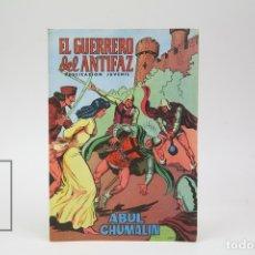 Tebeos: CÓMIC EL GUERRERO DEL ANTIFAZ - PUBLICACIÓN JUVENIL - NÚMERO 120 - ED. VALENCIANA 1974. Lote 149834338