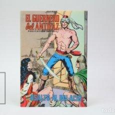 Tebeos: CÓMIC EL GUERRERO DEL ANTIFAZ - PUBLICACIÓN JUVENIL - NÚMERO 135 - ED. VALENCIANA 1975. Lote 164008329