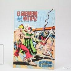 Tebeos: CÓMIC EL GUERRERO DEL ANTIFAZ - PUBLICACIÓN JUVENIL - NÚMERO 246 - ED. VALENCIANA 1977. Lote 149837589