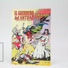 Tebeos: CÓMIC EL GUERRERO DEL ANTIFAZ - PUBLICACIÓN JUVENIL - NÚMERO 249 - ED. VALENCIANA 1977. Lote 149837653