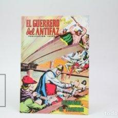 Tebeos: CÓMIC EL GUERRERO DEL ANTIFAZ - PUBLICACIÓN JUVENIL - NÚMERO 250 - ED. VALENCIANA 1977. Lote 149837662