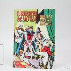 Tebeos: CÓMIC EL GUERRERO DEL ANTIFAZ - PUBLICACIÓN JUVENIL - NÚMERO 252 - ED. VALENCIANA 1977. Lote 149837698