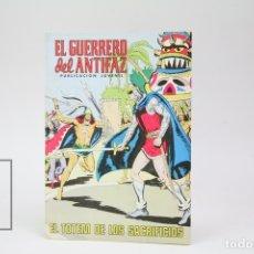 Tebeos: CÓMIC EL GUERRERO DEL ANTIFAZ - PUBLICACIÓN JUVENIL - NÚMERO 253 - ED. VALENCIANA 1977. Lote 149837726