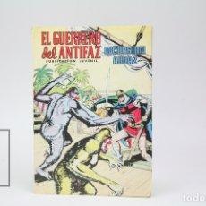 Tebeos: CÓMIC EL GUERRERO DEL ANTIFAZ - PUBLICACIÓN JUVENIL - NÚMERO 254 - ED. VALENCIANA 1977. Lote 149837754