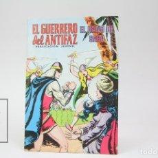 Tebeos: CÓMIC EL GUERRERO DEL ANTIFAZ - PUBLICACIÓN JUVENIL - NÚMERO 257 - ED. VALENCIANA 1977. Lote 149837828