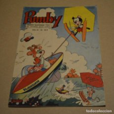 Tebeos: PUMBY, Nº 404. VALENCIANA 1965. LITERACOMIC. C1. Lote 149844038