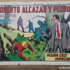 Tebeos: ROBERTO ALCAZAR Y PEDRÍN - Nº 1064, ORIGINAL - ED. VALENCIANA. Lote 150262526