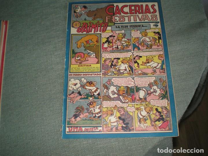 JAIMITO Nº 17 (Tebeos y Comics - Valenciana - Jaimito)