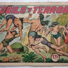 Tebeos: EL HOMBRE DE PIEDRA ORIGINAL Nº 105 - VALENCIANA 1948. Lote 151036178