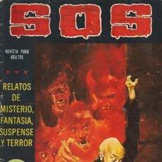 Tebeos: SOS - II ÉPOCA- Nº 16 - CÓMIC TERROR A LA ESPAÑOLA- 1981-ALBERTO MARCET-BUENO-MUY DIFÍCIL-LEAN- 0250. Lote 151158166