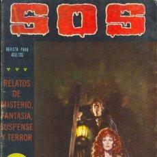 Tebeos: SOS - II ÉPOCA- Nº 19 - CÓMIC TERROR A LA ESPAÑOLA- 1981-VTE. VAÑÓ-REGULAR-MUY DIFÍCIL-LEAN- 0251. Lote 151159018