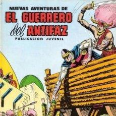 Tebeos: EL GUERRERO DEL ANTIFAZ- NUEVAS AVENTURAS- Nº 98 -ALÍ BATUTO - 1980-BUENO-DIFÍCIL-LEAN-0287. Lote 151622606