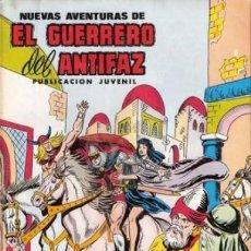 Tebeos: EL GUERRERO DEL ANTIFAZ- NUEVAS AVENTURAS- Nº 107 -LAS CALLES DE ESMIRNA-1981-BUENO-DIFÍCIL-0288. Lote 151622990
