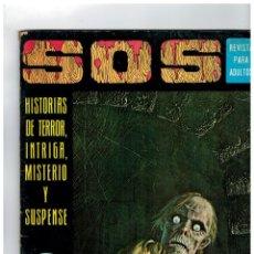 Tebeos: SOS Nº 8 EDIVAL,1975.. Lote 151658770