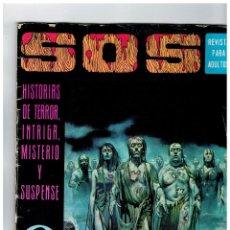 Tebeos: SOS Nº 25 EDIVAL,1976.. Lote 151658982