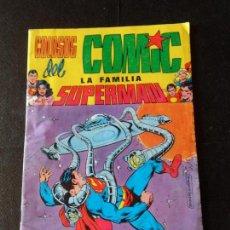 Tebeos: COLOSOS DEL LA FAMILIA SUPERMAN Nº 2 - - EDITORIAL VALENCIANA . Lote 151660826