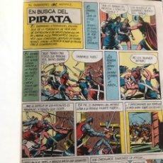 Tebeos: EL GUERRERO DEL ANTIFAZ EDITORIAL VALENCIANA 1972 303 NUMEROS. Lote 151824625