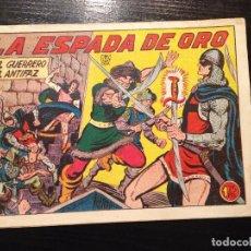 Tebeos: Nº266 LA ESPADA DE ORO. Lote 151876002