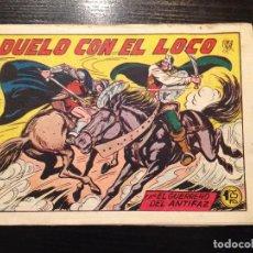 Tebeos: Nº264 DUELO CON EL LOCO. Lote 151876110