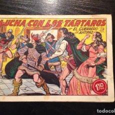 Tebeos: Nº263 LUCHA CON LOS TARTAROS. Lote 151876266