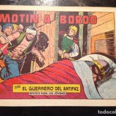 Tebeos: Nº517 MOTIN A BORDO. Lote 151876418