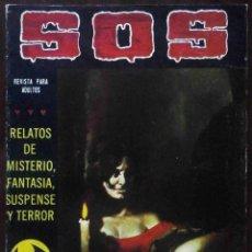 Tebeos: SOS Nº 10 - EDITORIAL VALENCIANA. Lote 152060110