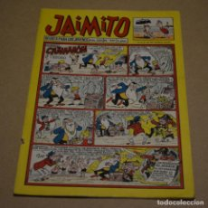 Tebeos: JAIMITO, AÑO XXII, Nº 927. VALENCIANA 1967 LITERACOMIC. C1. Lote 152306558