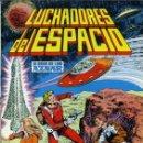 Tebeos: LUCHADORES DEL ESPACIO -Nº 5 - ¡ORCIS! ÓRGANOS CIBERNÉTICOS-1979-GRAN GEORGE H. WHITE-BUENO-0334. Lote 152439406
