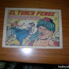 Tebeos: EL GUERRERO DEL ANTIFAZ Nº 135 EDITA VALENCIANA . Lote 152463278