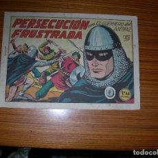 Tebeos: EL GUERRERO DEL ANTIFAZ Nº 130 EDITA VALENCIANA . Lote 152464222