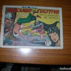 Tebeos: EL GUERRERO DEL ANTIFAZ Nº 129 EDITA VALENCIANA . Lote 152464518