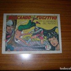 Tebeos: EL GUERRERO DEL ANTIFAZ Nº 129 EDITA VALENCIANA . Lote 152464678