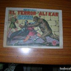 Tebeos: EL GUERRERO DEL ANTIFAZ Nº 125 EDITA VALENCIANA . Lote 152465294
