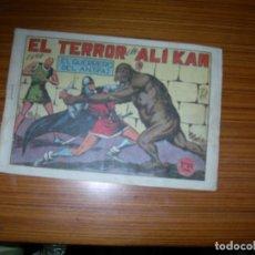 Tebeos: EL GUERRERO DEL ANTIFAZ Nº 125 EDITA VALENCIANA . Lote 152465342
