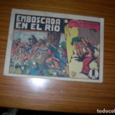 Tebeos: EL GUERRERO DEL ANTIFAZ Nº 44 EDITA VALENCIANA . Lote 152465966