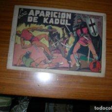 Tebeos: EL GUERRERO DEL ANTIFAZ Nº 43 EDITA VALENCIANA . Lote 152466178