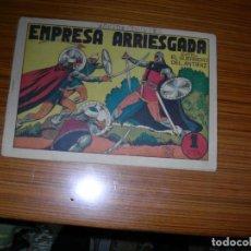 Tebeos: EL GUERRERO DEL ANTIFAZ Nº 42 EDITA VALENCIANA . Lote 152466298