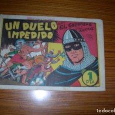 Tebeos: EL GUERRERO DEL ANTIFAZ Nº 12 EDITA VALENCIANA . Lote 152466730