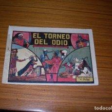 Tebeos: EL GUERRERO DEL ANTIFAZ Nº 4 EDITA VALENCIANA . Lote 152467142
