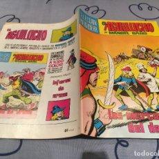 Tebeos: EL AGUILUCHO - Nº 27, LOS MERCADERES DEL DESIERTO - ED.VALENCIANA. Lote 152863046