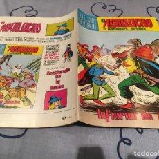 Tebeos: EL AGUILUCHO 28. INFIERNO DE ARENA - VALENCIANA 1981. Lote 152863418