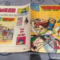 Tebeos: EL AGUILUCHO-N.º 30 LA PEOR DE LAS SUERTES - VALENCIANA 1982.. Lote 152863754