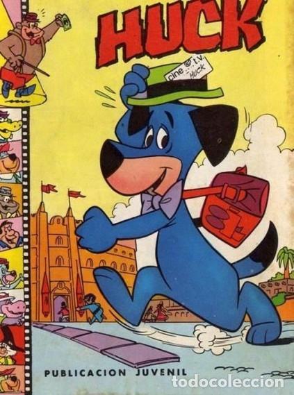 HANNA BARBERA - Nº 29 - HUCK-LOS PICAPIEDRA-1984--BUENO-RARO-BELLÍSIMO-LEAN-0384 (Tebeos y Comics - Valenciana - Selección Aventurera)