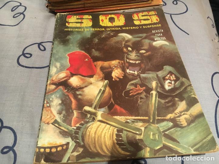 SOS - RETAPADO Nº 41-42-43 44 (Tebeos y Comics - Valenciana - S.O.S)