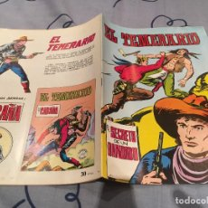 Tebeos: EL TEMERARIO Nº 2 EL SECRETO DE UN BANDIDO -1981. Lote 153309842