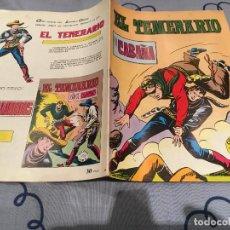 Tebeos: EL TEMERARIO - Nº 3 - LA CABAÑA - VALENCIANA 1981. Lote 153310122