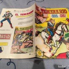 Tebeos: EL TEMERARIO. Nº 5 - A CARA O CRUZ -VALENCIANA 1981. Lote 153310714
