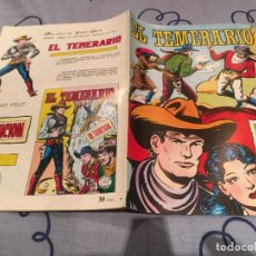 Tebeos: EL TEMERARIO - Nº 7 - LA PARTIDA DEL ORO - VALENCIANA 1981. Lote 153311086